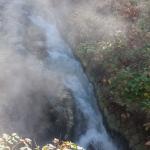 Onsen water
