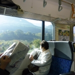 Scenery from train ride 7