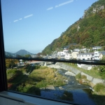 Scenery from train ride 8