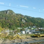Scenery from train ride 9
