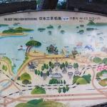 Map of Matsushima