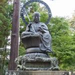 Statue in Zuiganji