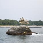 matsushima bay islet 3 with birds