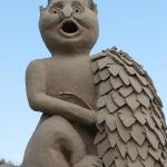sand sculpture 9