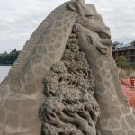 sand sculpture 8